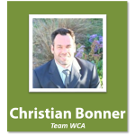 Christian Bonner Button