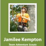 Jamilee Kempton Button