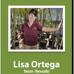 Lisa Ortega Button