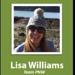 Lisa Williams Button