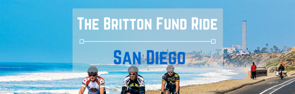 The Britton Fund Ride: San Diego
