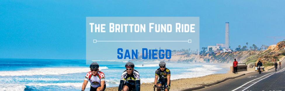 The Britton Fund Ride: San Diego